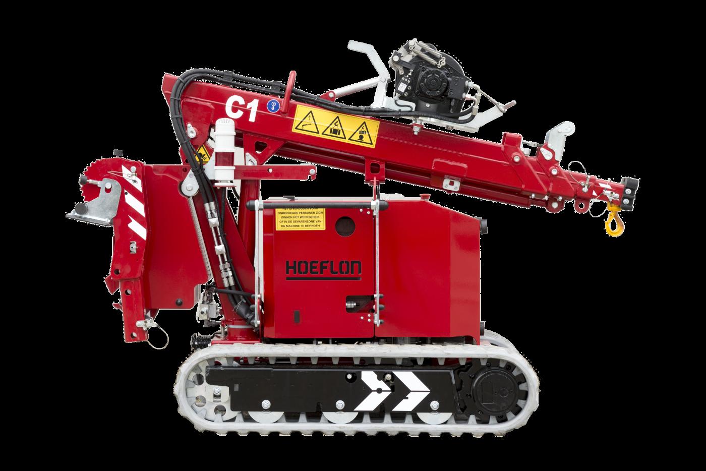 Hoeflon C1 Compact Crane