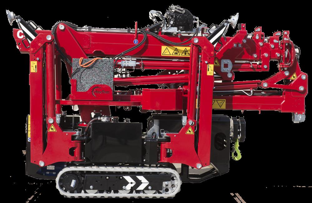 Hoeflon C4 Compact Crane