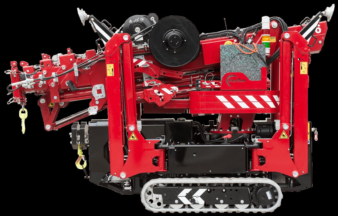Hoeflon C6 Compact Crane